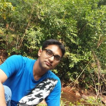 Apoorv Singh Chauhan, 25, Jabalpur, India