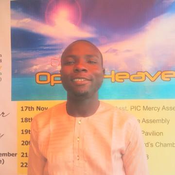 Akindele Tunde, 31, Lagos, Nigeria