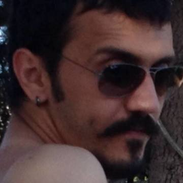 Barbaros Baytürk, 29, Istanbul, Turkey