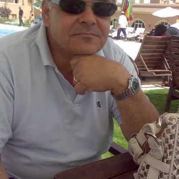 Hammam Mahmoud, 65, Istanbul, Turkey