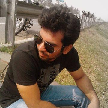 Ishant Bhatia, 26, Haryana, India
