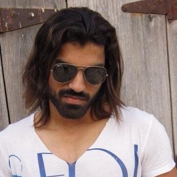 Abbas Khan, 28, Sharjah, United Arab Emirates