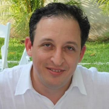 Javier Gaber, 46, Merida, Mexico