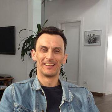 Marco Benvenuti, 43, Sesto Fiorentino, Italy