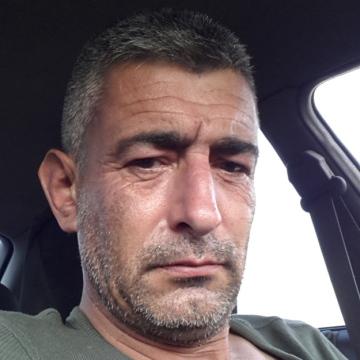Kurt Sait Basargan, 49, Istanbul, Turkey
