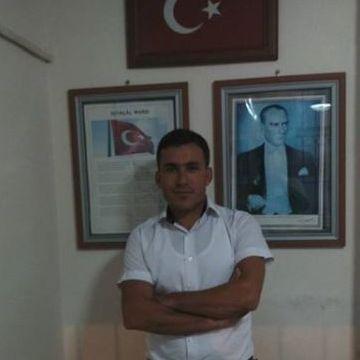 Soner Gökmen, 31, Mersin, Turkey