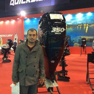 Cihat Cihangir, 29, Kemer, Turkey