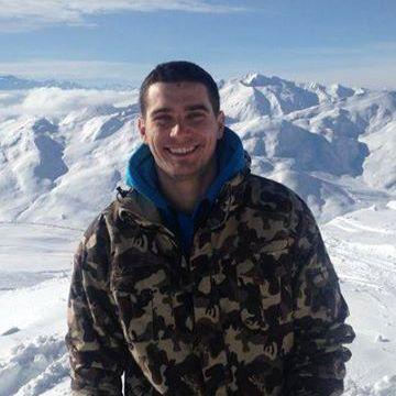 Victor, 27, Madrid, Spain