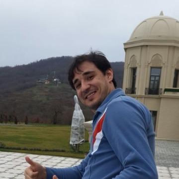 Rasim Xanmammadov, 33, Baku, Azerbaijan