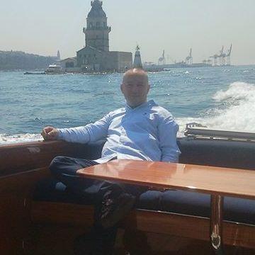 Serkan Ozdiker, 38, Istanbul, Turkey