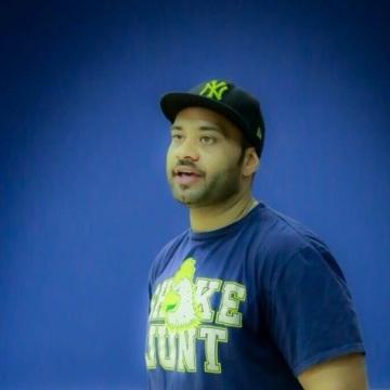 Hassan Jassmi, 31, Manama, Bahrain