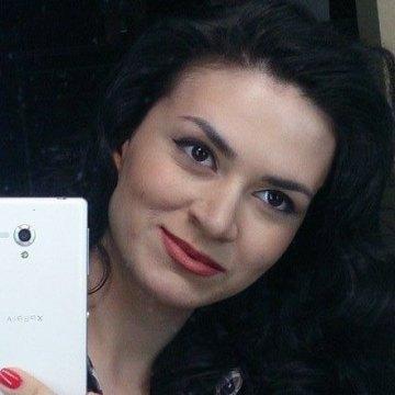 Anastasiia Grytsiuk, 27, Kiev, Ukraine