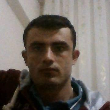Bayram Akbulut, 28, Amasya, Turkey