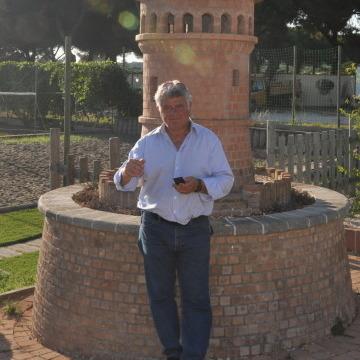 Toni, 62, Rome, Italy