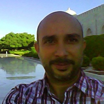 Ahmed, 42, Dubai, United Arab Emirates