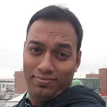 Nazmul Bin Nazrul, 29, Venice, Italy