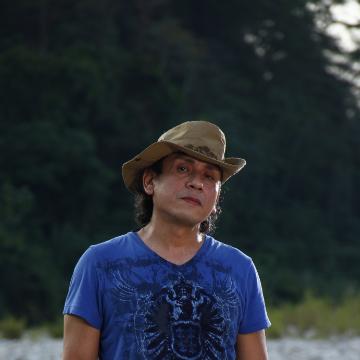 Ricardo Guzmán, 46, Villahermosa, Mexico