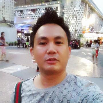 Marlon Menix, 31, Jakarta, Indonesia