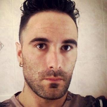 Gabriele Muzzurru, 30, Rome, Italy