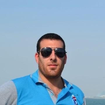 Georgio, 27, Dubai, United Arab Emirates