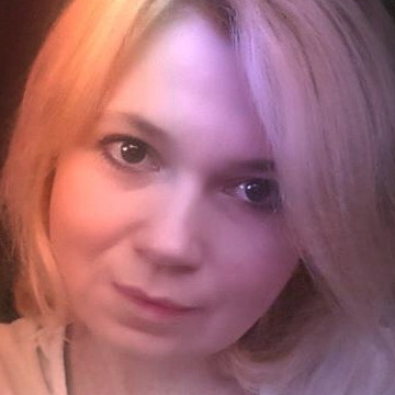 Anya Lucky, 40, Moscow, Russia