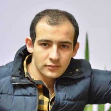 Hayk Babajanyan, 24, Yerevan, Armenia