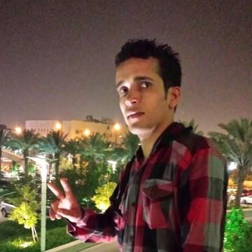 Shankar Joshi, 25, Dammam, Saudi Arabia