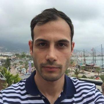 Yunus Topsakal, 29, Antalya, Turkey