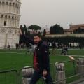 Marin, 39, Rome, Italy