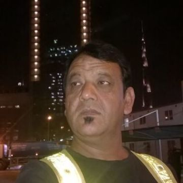 Raja Gee, 44, Dubai, United Arab Emirates