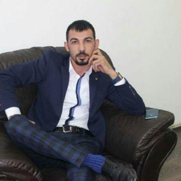 Mehmet Ceylan, 31, Istanbul, Turkey