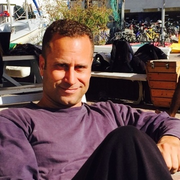 Guy, 43, Tel-Aviv, Israel
