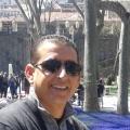 Rachid Houari, 40, Istanbul, Turkey