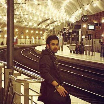 Pavan Ramaswamy, 26, Limerick, Ireland