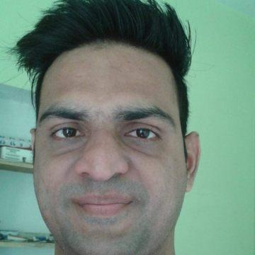 Hiren Patel, 29, Bangalore, India