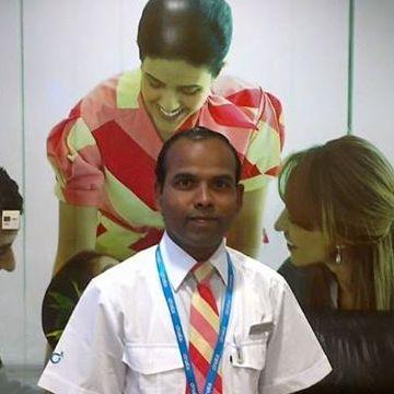 Dhasari rajendra prasad, 31, Dubai, United Arab Emirates