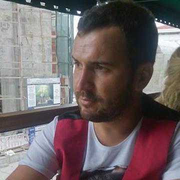 Bilal Sürücü, 29, Istanbul, Turkey