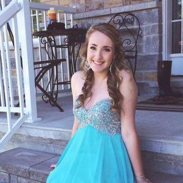 Emily O'Hara, 18, Midland, Canada