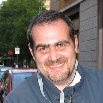 Giampaolo Pi, 48, Milano, Italy