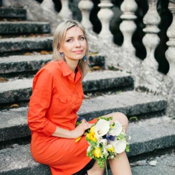 Helga, 37, Sochi, Russia