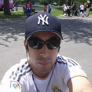 Sebastian Cabrera, 39, Sebastian, United States