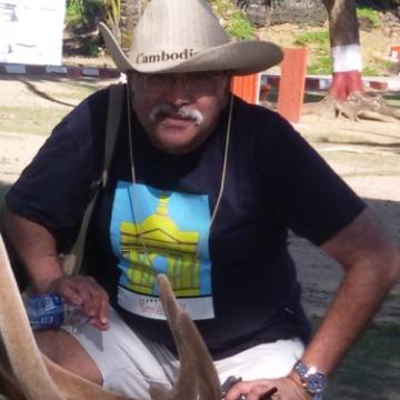Arun , 62, Mumbai, India