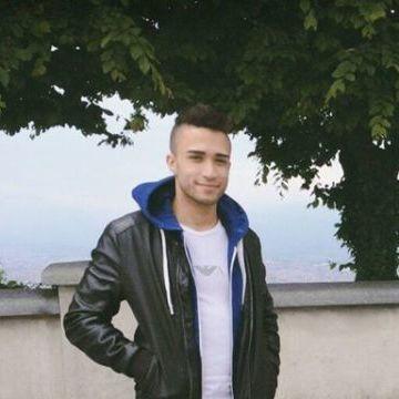 Rafael De Macedo Neto, 24, Reggio Nell Emilia, Italy
