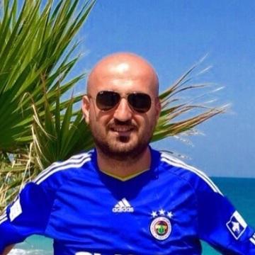 Bülent Tunç, 38, Istanbul, Turkey