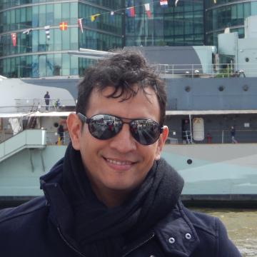 ORLANDO, 44, Bogota, Colombia