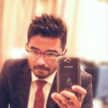 Jayshiv Bankeshwar, 28, Dubai, United Arab Emirates