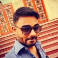 Jayshiv Bankeshwar, 27, Dubai, United Arab Emirates