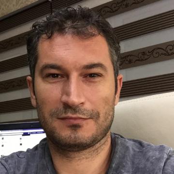 Habip, 39, Istanbul, Turkey