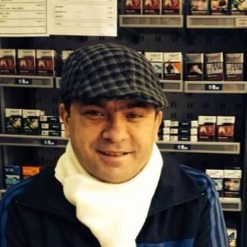 Nail Tur, 44, Istanbul, Turkey