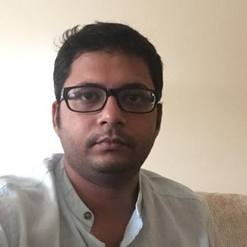 Tejas Tare, 33, Dubai, United Arab Emirates